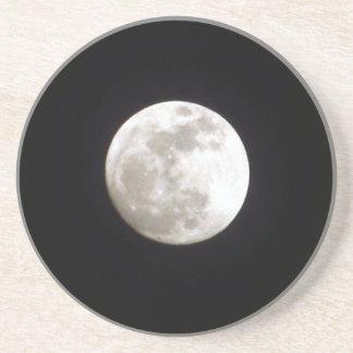 Onderzetter - volle maan