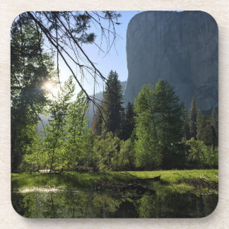 Onderzetters van het Park van Yosemite de