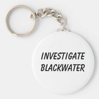 Onderzoek Blackwater Sleutelhanger