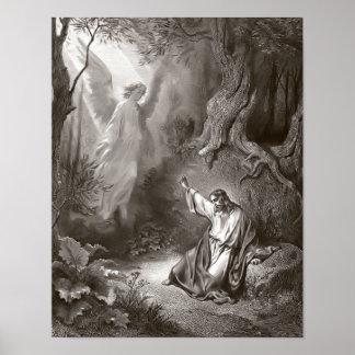 Ondraaglijke pijn in de Godsdienstige Druk van de