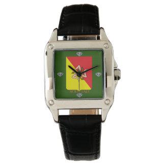 One-of-a-kind Horloge van CREST van Sicilië