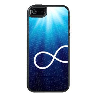 Oneindigheid | Giften van Geek van de Wetenschap OtterBox iPhone 5/5s/SE Hoesje