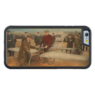 Oneven vliegtuig - - Gemakkelijk als het berijden Esdoorn iPhone 6 Bumper Case