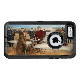 Oneven vliegtuig - - Gemakkelijk als het berijden OtterBox Defender iPhone Hoesje