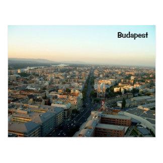 Ongedierte en de Donau Briefkaart