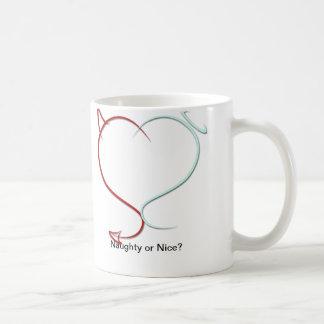 Ongehoorzaam of Nice? Koffiemok