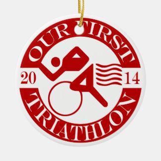 Ons Eerste Ornament Triathlon - 2014