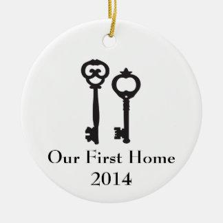 Ons Eerste Ornament van het Huis