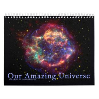 Ons Verbazend Heelal de Kalender van 12 maand