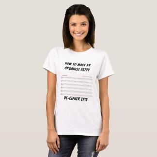 Ontcijfer deze t-shirt voor vrouwen