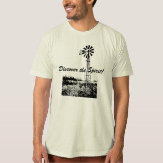 Ontdek het overhemd Van de Noord- geest van Dakota T Shirt