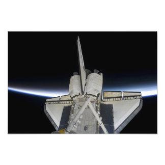 Ontdekking 16 van de ruimtependel foto prints