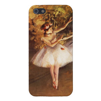 Ontgas Ballerina iPhone 5 Cases