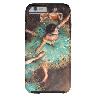 Ontgas Groene Danser Tough iPhone 6 Hoesje