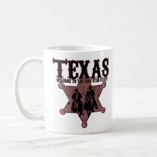Onthaal aan de Eenzame Mok van de Koffie van Texas
