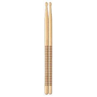 Onthaal/Trommelstokken Drumstokkies 0