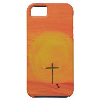 Ontmoet me bij het Kruis Tough iPhone 5 Hoesje