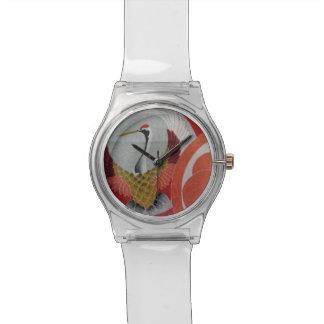 Ontruim, het Horloge van de Kraan