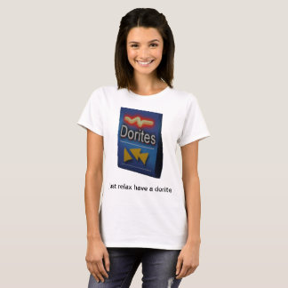 ontspan enkel hebben een dorite t shirt