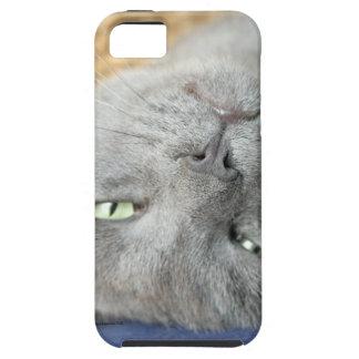 Ontspan! Grijs Spinnend iPhoneSE/5/5S Hoesje van