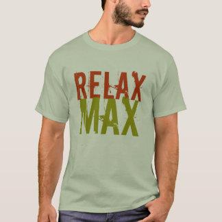 Ontspan MAXIMUM stedelijke graffitit-shirt T Shirt