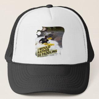 Ontwerp 1 van ILovePaddling Trucker Pet