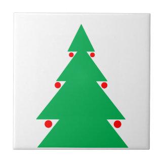 Ontwerp 8.5 van de kerstboom tegen 8.5 Oktober 21 Tegeltje