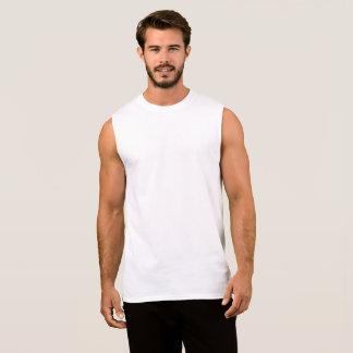 Ontwerp Je Eigen Heren Mouwloos Shirt