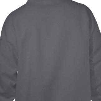 Ontwerp Uw Eigen Donker Grijs Sweatshirt Met Capuchon