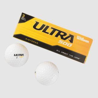 Ontwerp Uw Eigen Golfballen van de Douane (3)