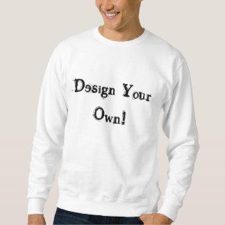 Ontwerp Uw Eigen Wit Sweatshirts