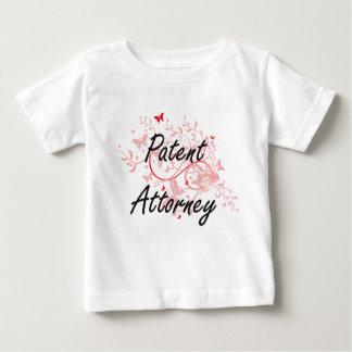 Ontwerp van de Baan van de Procureur van het Baby T Shirts