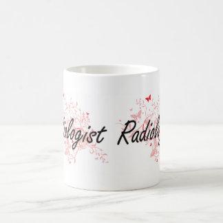 Ontwerp van de Baan van de radioloog het Koffiemok
