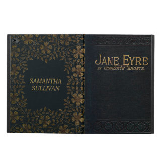 Ontwerp van de Dekking van het Boek van Jane Eyre
