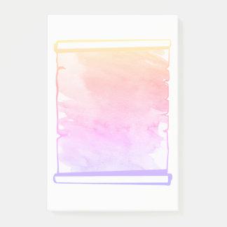 Ontwerper van de Rol van de Waterverf van de Post-it® Notes