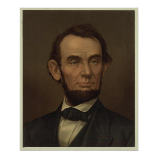 Ontworpen het Afbeelding van Abraham Lincoln Poster