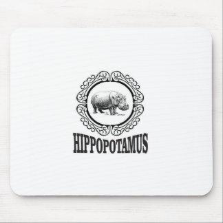 Ontworpen Hippo Muismat