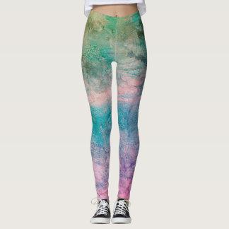 ontworpen van originele het schilderen beenkappen leggings