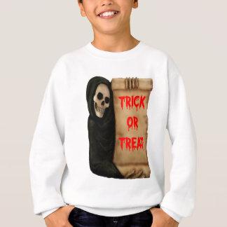 Onverbiddelijke maaimachine trui