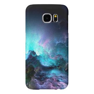 Onwerkelijke Stormachtige Oceaan Samsung Galaxy S6 Hoesje