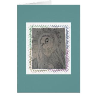 Onze Dame Card Briefkaarten 0
