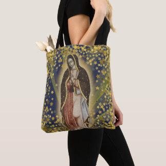 Onze Dame van Guadalupe Bolsa Draagtas