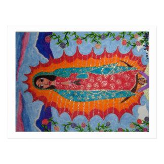 Onze Dame van Guadalupe Briefkaart