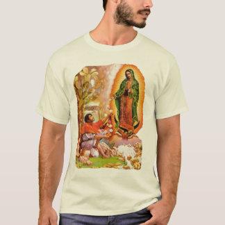 Onze Dame van Guadalupe & Heilige Juan Diego T Shirt