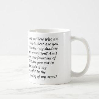 Onze Dame van Guadalupe Koffiemok