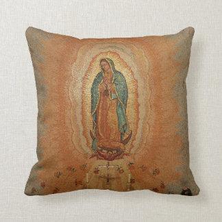 Onze Dame van Guadalupe werpt hoofdkussen Sierkussen