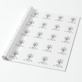 Onze Stamboom Inpakpapier