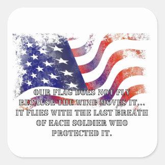 Onze Stickers van de Dag van de Veteranen van de