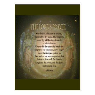 Onze Vader Briefkaart