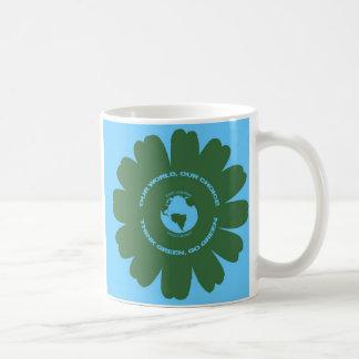 Onze Wereld Onze Keus Koffiemok
